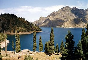 Tianchi-See