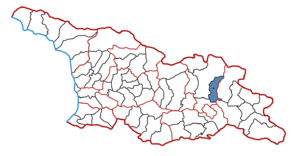 Tianeti Municipality - Tianeti District
