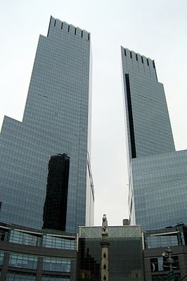 Time Warner Center in New York