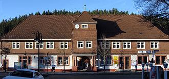 Titisee-Neustadt - Titisee station
