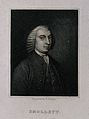 Tobias George Smollett. Stipple engraving by E Scriven. Wellcome V0005512EL.jpg