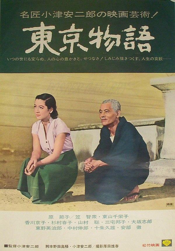 Photo Chishu Ryu via Wikidata