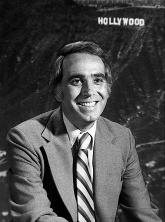 Tom Snyder - Snyder as host of the TV program Tomorrow in 1977