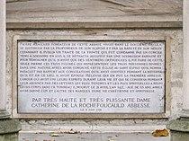 Tomb of Abélard et Héloïse, Père Lachaise Cemetery, Paris, France 01.jpg