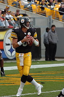 Tommy Maddox American football quarterback