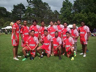 Tonga National Tag Team - Tonga National Tag Team – Open men's. Tag20 Pacific Cup, NZ 2012