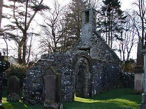 Tongland Abbey - Image: Tongland Old Parish Church