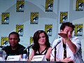 Torchwood panel at 2011 Comic-Con International (5983032415).jpg
