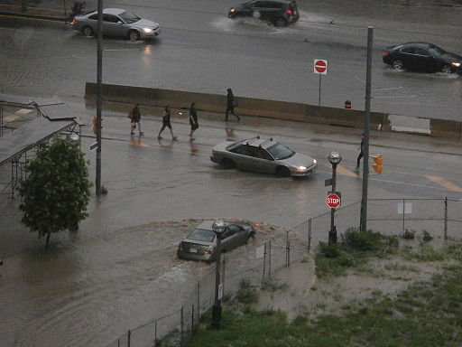 Toronto Flash Floods June 2013