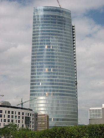 Español: Torre Iberdrola, Bilbao, 2010.