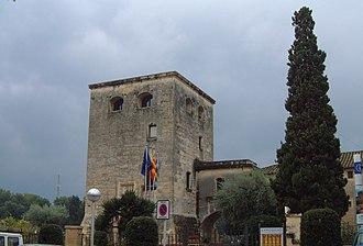 Salou - Image: Torre Vella