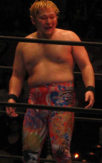 Toru Yano - Yano in September 2013
