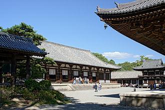 Risshū (Buddhism) - Tōshōdai-ji in Nara
