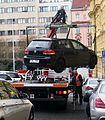 Tow truck in Prague.JPG