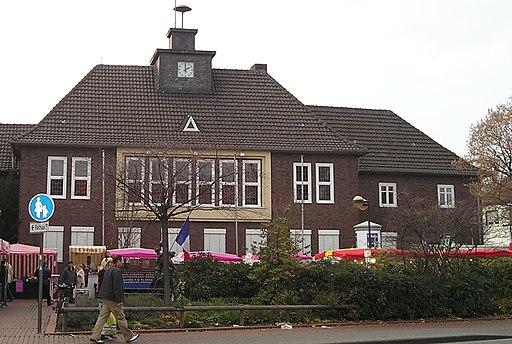 Town hall Monheim am Rhein