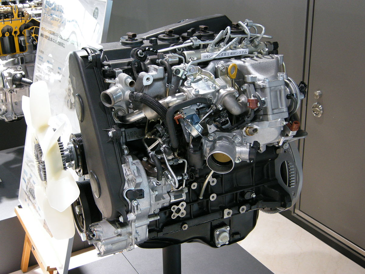 Toyota KD engine - Wikipedia