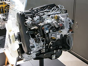 toyota kd engine overview