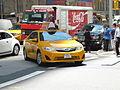 Toyota Camry Hybrid (NYC Taxi) (14471227601).jpg