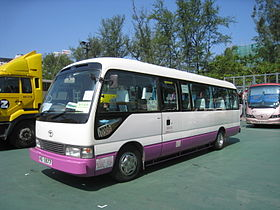 Toyota Coaster for 28seats 2008.jpg