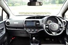 Toyota Vitz - Wikipedia