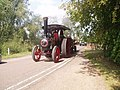 Traction engine in Blunham - geograph.org.uk - 191378.jpg