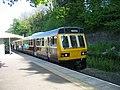 Train at Wolsingham railway station - geograph.org.uk - 1311093.jpg