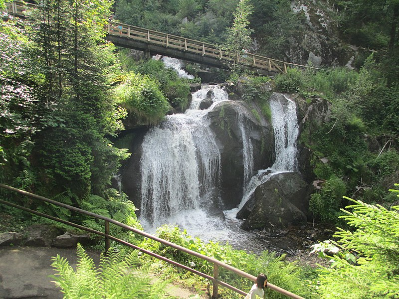 File:Triberg Waterfalls (1).JPG