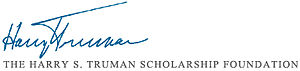 Harry S. Truman Scholarship - Harry S. Truman Scholarship Foundation