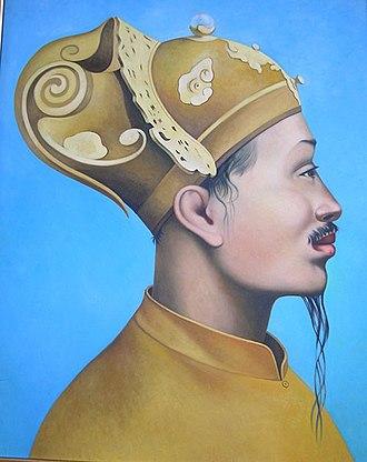 Trương Định - Emperor Tự Đức
