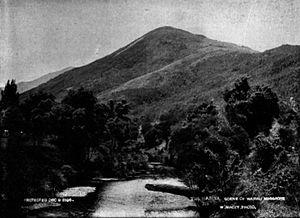 Wairau Affray - The Scene of the Wairau Affray near Tuamarina