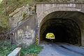 Tunel u přehrady Vidraru.JPG