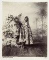 Tunisisk dervisch, Tunisien - Hallwylska museet - 107951.tif