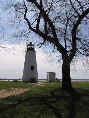 Elk Neck State Park - Turkey Point Light