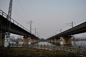 Two lines of Qinglindu Bridge.jpg