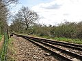 Two tracks merging into one - geograph.org.uk - 1236419.jpg