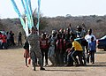 U.S., Botswana forces attend soccer game to promote HIV awareness (7751633312).jpg