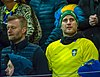 UEFA EURO qualifiers Sweden vs Romaina 20190323 Fans.jpg