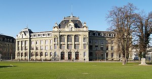 University of Bern - Image: UNI bern Front