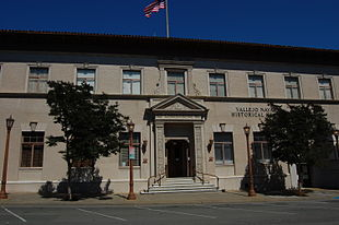 former Vallejo City Hall and County Building