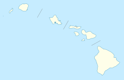 Honolulu, Hawaii is located in Hawaii