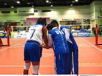King's Cup Sepaktakraw World Championship - USA Team in King's Cup World Championships