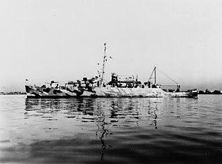 USS <i>Crosley</i> (APD-87)