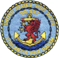 USS Davis (DD-937) later patch 1970.png