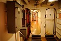 USS Missouri - Passageway (6180133823).jpg