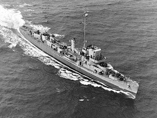 USS <i>Reuben James</i> (DE-153)