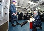 USS Ronald Reagan general quarters drill 140206-N-FN963-018.jpg
