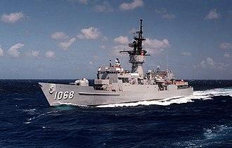 USS Vreeland - USS Vreeland (FF-1068)