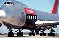 US Air Force DF-SD-03-03487 Northwest Airlines is greeted at Grand Forks Air Force Base.JPEG