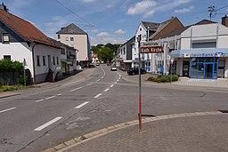 Hirtenbergstraße in Illingen