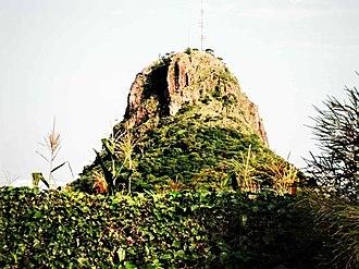 Tororo - Image: Uganda Tororo Rock